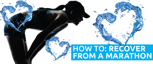 How to recover after a marathon?
