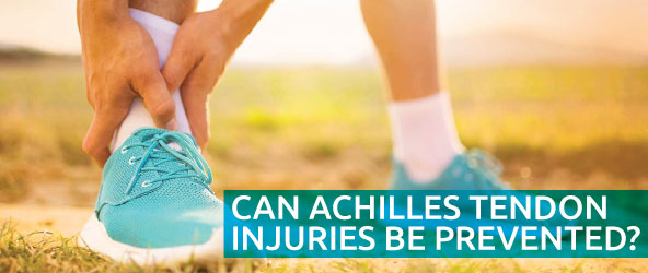 Achilles tendon injury – Can you avoid it?