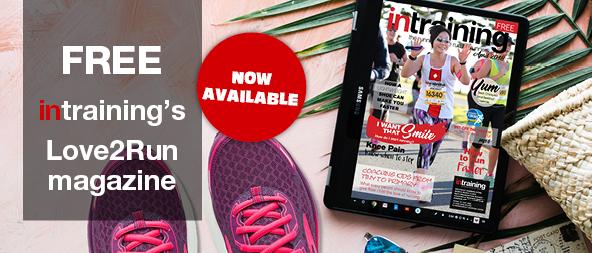 FREE running magazine