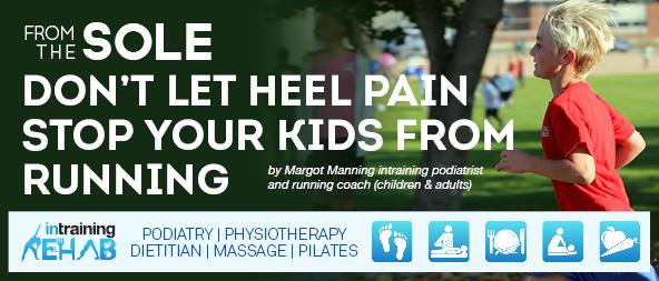 Heel pain and kids