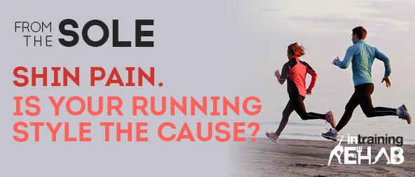 Is your gait causing shin pain?