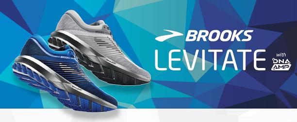 Infinite energy – Brooks Levitate