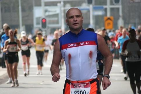 Chafe free running