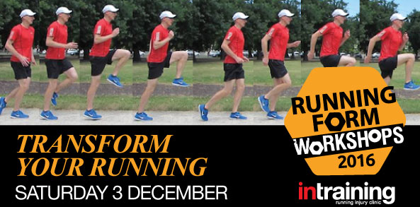 Running Form Workshop 2016