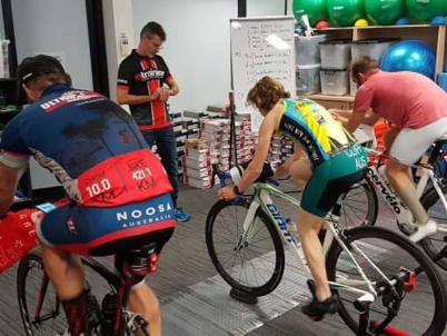 intraining Running and Triathlon Club Helping Fight Kids' Cancer