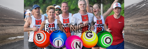 intraining's Runner's Bingo
