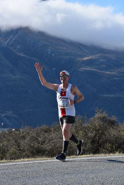 Philip Teakle's New Zealand marathon story
